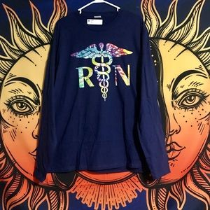 RN long sleeve top!💉